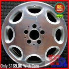 Wheel Rim Mercedes Benz 300SD 300SE 400SE S320 S500 S600 16 Polished OE 65153