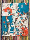 Dr Seuss Collage 3 Cat In The Hat 11x14 Canvas Board