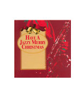 Have A Jazzy Merry Christmas CD by Brad Williams  Ensemble DISC ONLY