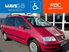 Volkswagen Sharan 19TDI Mobility Wheelchair Access Vehicle Disabled WAV