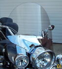YAMAHA ROYAL STAR TOUR DELUXE 2005 UP 14 x 24 CLEAR REPLACEMENT WINDSHIELD
