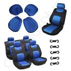 10pcs Universal New Washable 4mm Car Seat Covers Wheadrest Covers For Ford