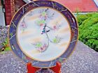 Antique Japanese Good Quality Hand Painted Plate - Birds and flowers. Gorgeous