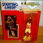 1993 STARTING LINEUP SLU NBA BASKETBALL GLEN RICE FROM THE MIAMI HEAT GREAT!!!