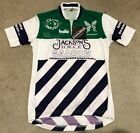 Vintage 1980s NOS ShaverSport Jackson Hole Saloon Cycling Jersey Large