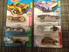 Super treasure hunt hotwheels lot of 6 fiat 500 cruise bruise 16 angels OFFER