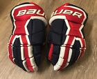 Bauer Suprrme TotleOne MX3 Gloves 13'' Navy Red White