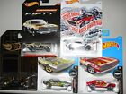 LOT OF 5 HOT WHEELS 50TH ANNIVERSARY 67 CAMARO 2018 GOLD CHASE ZAMAC RED BIEGE