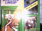 STARTING LINEUP 1992 Mark Rypien Washington Red Skins new in package
