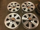 Lincoln Mark LT Navigator 2002 2009 18 OEM Wheels Rims Set Of 4 Factory 18 Inch