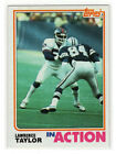 Top 10 Lawrence Taylor Football Cards 23