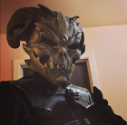 Great High Quality Halloween Cave Demon Latex Mask Perfect For Halloween