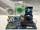 Gigabyte GA P35 DS3L Motherboard With Intel Core 2 Duo E6550 233 GHz 8GB RAM 2