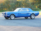 1966 Ford Mustang Sport Coupe, Street Machine, RestoRod High Performance 289 Ford, C 4 Auto, Less