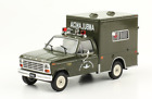 Ford F 150 Air Force 1982 Ambulance Argentina Rare Diecast Scale 143 + Magazine