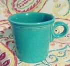 Turquoise Fiestaware Fiesta Tom and Jerry Old Style Coffee Mug