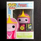 Funko Pop Adventure Time Princess Bubblegum 51 GITD SDCC 2014 LE 2500 New