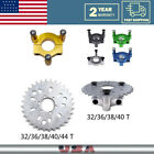 32T 40T Sprocket 15 Adapter Fit 415 chain 80cc Motorized Bicycle Bike Moped