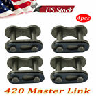 420 Chain Master Connector Link Motorcycle ATV Dirt Bike