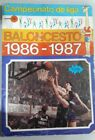 1986 Merchante Spanish Album MICHAEL JORDAN,ROOKIE CARD & OTHER NBA PLAYERS RC's