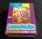 1987 Topps Garbage Pail Kids 7th Series 7 Box with 48 Unopened Packs