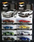 Hot Wheels 50 Years Mustang 2013 Set of 8 New in Box