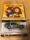 2018 Hot Wheels 50th Anniversary LA 32nd Convention DATSUN 510 Wagon Limited