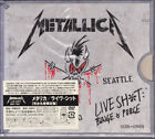 METALLICA Live Sht: Binge & Purge SICP 482~6 JAPAN CD SICP-482~6 2003 NEW