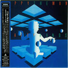 LION Dangerous Attraction JAPAN CD PCCY-00014 1989 OBI