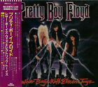 PRETTY BOY FLOYD Leather Boyz With Electric Toyz JAPAN CD WMC5-21 1990 OBI