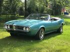 1967 Pontiac Firebird 400 Convertible REAL DEAL 1967 Pontiac Firebird 400 Convertible Real Deal
