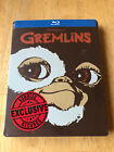 Gremlins FYE Sunrise Exclusive Limited Edition Blu ray Steelbook NEW Sealed