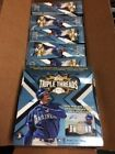 2012 Topps Triple Threads Baseball Factory Sealed Hobby Box. Case Fresh!