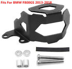 CNC Alloy Front Brake Fluid Reservoir Guard Protector Cover For BMW F800GS F700G