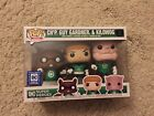 Green Lantern Guy Gardner Kilowog CH'P Funko Pop Legion of Collectors Exclusive