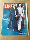 Life Magazine The Beatles September 13, 1968