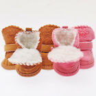 4Pcs Pets Dog Shoes Winter Snow Boots Waterproof Anti slip Protective Booties US