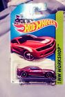 2013 Hot Wheels Chevy Camaro Special Edition Super Treasure HuntERROR CAR