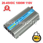1000W Grid Tie Inverter DC20V 45V to AC110V for 60 72cells Panel SolarEpic Power
