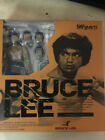 SHFiguarts Bruce Lee Yellow Track Suit Action Figure New in box