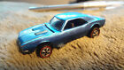 Hot Wheels Redline Hotwheels Custom Camaro in Ice Blue near Mint