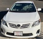 2013 Toyota Corolla LE vehicles below $8200 dollars