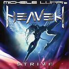 MICHELE LUPPI'S HEAVEN Strive JAPAN CD KICP-1102 2005