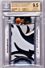 MICHAEL JORDAN 2014-15 LETTERMAN SICK PATCH IMPOSSIBLE GRADE BGS 9.5 # 15 POP 1