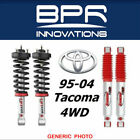 Rancho For 95-04 Tacoma 4WD Loaded Quicklift Front Struts &RS9000XL Rear Shocks