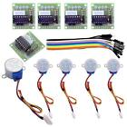 DC 5V Stepper Motor 28BYJ 48 + ULN2003 Driver Test Module Board fit for Arduino