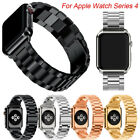 Stainless Steel Watch Band Replacement Strap For Apple Watch Series 4 40mm/44mm