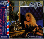 LIZZY BORDEN Love You To Pieces JAPAN CD MP32-5123 1987