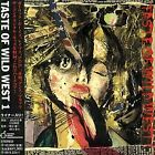 Taste Of The Wild West 1 JAPAN CD TKCH-71456 1998 NEW