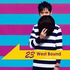 AKIRA JIMBO-23 WEST BOUND-JAPAN CD +Tracking Number